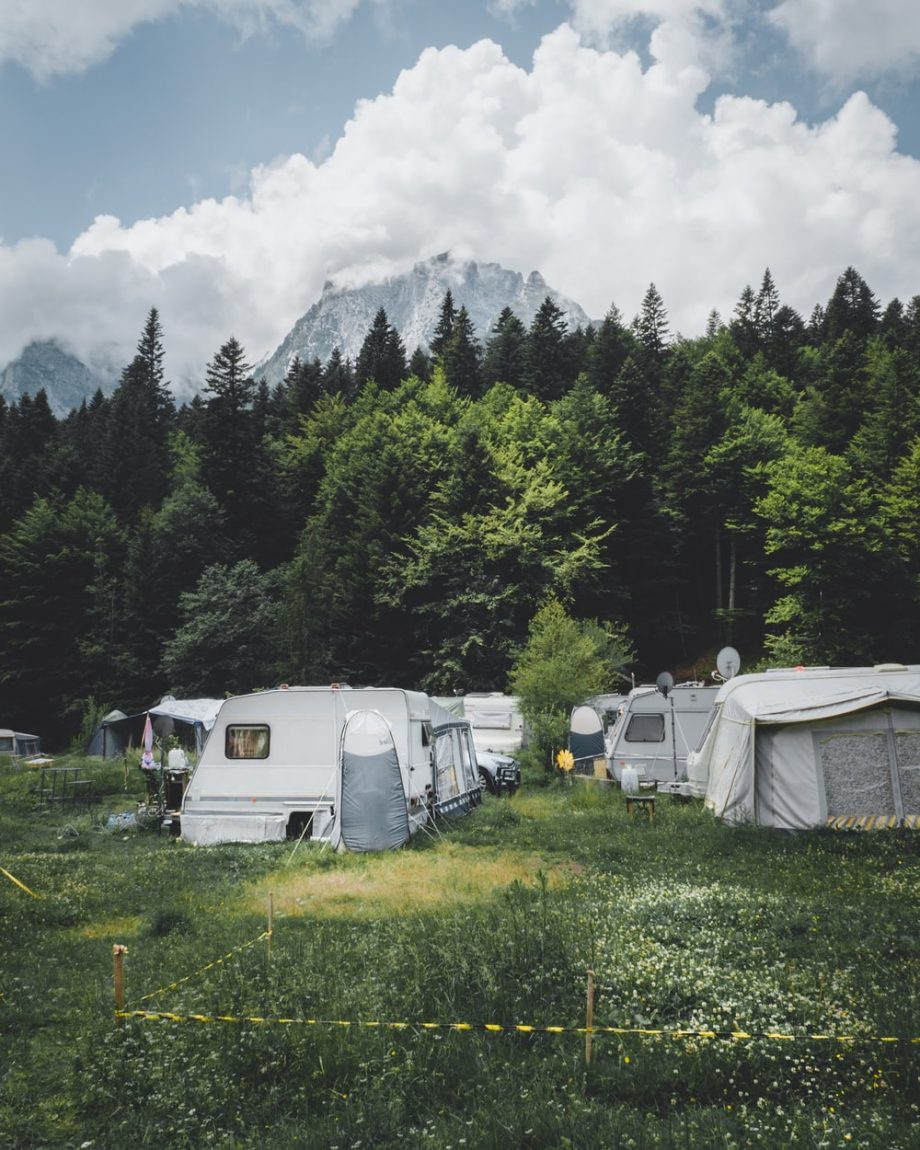 Att göra rätt på campingplatsen